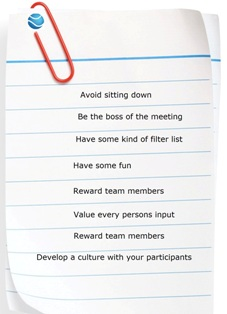 How to Creatively Run an Effective Meeting